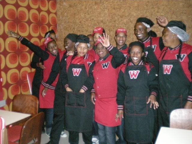Wimpy Botswana