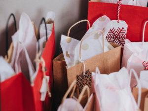Christmas Shopping an Saving