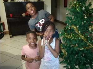 Botswana Christmas