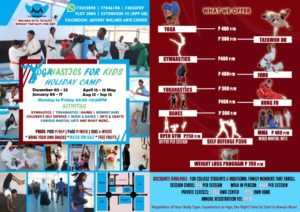 yognastics holiday camp